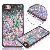 New Fashion Liquid Glitter meteor sand sequins Colorful Dyna...