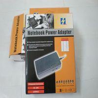 Frete grátis Hot Universal 96W Laptop Notebook 15V-24V AC carregador adaptador de alimentação com 8 conectores