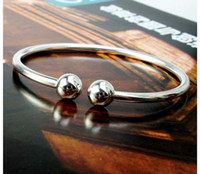 925 Sterling Silver Fill Open Women Cuff Bangle Fit European...