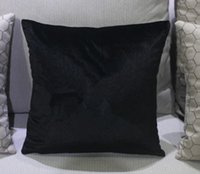Classic brand pattern C cushion cover 45x45cm without pillow...