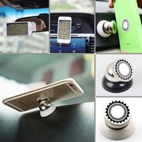 Universal 360 degree rotation magnetic car phone holder For ...