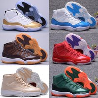 New 11 Basketball Shoes Low Women Men Space Jam 11s XI 72 Br...