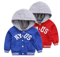 NY Boy jacket spring AAPE Baseball clothing yeezus clothes T...