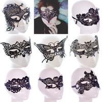 New Sexy Lace Party Masks Women Ladies Girls Masquerade Mask...