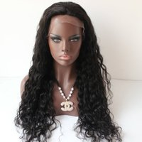 Peruvian full lace human hair wigs Density 150% Thick Lace F...
