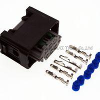 AMP 6 Pin / weg weibliche auto restrictor sensor stecker, drosselklappensensor verbindung, auto wasserdicht elektrischen stecker für BMW
