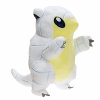 "Hot Sale Cute 8"" 20cm Sandshrew Pikachu Plush Stuffed D..."