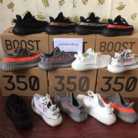 2017 With shoes box SPLY 350 boost 350 V2 Beluga  Olive Gree...