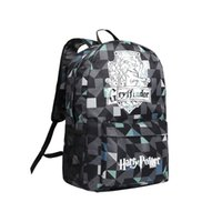 Harry Potter Backpack For Teenagers Girls Boys Griffindor Ch...