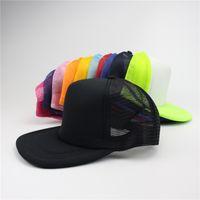 Wholesale Blank Black Trucker Hat Buy Cheap Blank Black Trucker