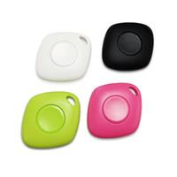 1 adet Kablosuz Bluetooth 4.0 Izci Sensörü Akıllı Etiket Cüzdan Anahtar Anahtarlık Bulucu GPS Bulucu Anti-Kayıp Alarm Itag Alarm sistemi ...