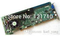 Endüstriyel ekipman panosu IEI ROCKY-3782EV V2.1 CPU ve bellek ile tam boyutlu işlemci kartı