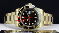 Luxury AAA Wristwatches Sapphire 40mm Ceramic Gold 116618 11...