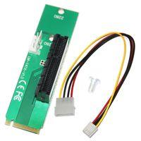 FreeShipping 10 шт. / Лот NGFF M2 на PCI-E 4X Слот-адаптер карты M.2 Порт SSD порта M.2 PCI Express Repsansion Card