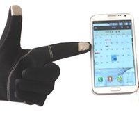 Full Finger Cycling Gloves Gel Bike Long Texting Touchscreen...