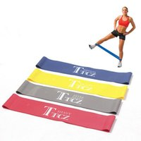 Tension Resistance Band Exercise Elastic Band Workout Ruber ...