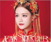 Gelin gelinlik saç headdress kostüm takım elbise püsküller Coronet düğün takı gösterisi Wo