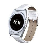 Buyviko Q8 سمارت ووتش بلوتوث معدل ضربات القلب شاشة دائرية ل فون أندرويد الهاتف U8 U80 NX8 GT08 GU08 GU08 GU08S A1 DZ09 DZ09S JV08s S8 I8