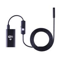 Endoscope imperméable de caméra de téléphone intelligent d'endoscope de WIFI pour Android et Smartphone d'IOS. HD 720P avec câble de 1 m / 3 m / 5 m / 7 m / 10 m