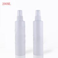 40 Pz / lotto 200 ML bianco vuoto Bottiglia di plastica Spray medicazione Fiori Acqua spruzzatore strumento bottiglia spray nebbia sottile