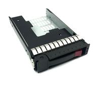 """2,5"""" SSD de 3,5"""" SATA Convertidor de disco duro de la bahía d'Assy FRU00FC28 + 373211-001 para HP DL140 G3 DL320 G4 DL160 G5 DL385"""