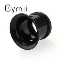 All'ingrosso-Cymii 4X Watch Occhi Loupe Loop Jeweler Magnifier vetro ottico Ingrandimento Len Watch Repair Tool Kit Strumento di misura del microscopio