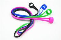 Universale in silicone cordino Vape banda O anelli di silicio collana colorata per una vestibilità 16 millimetri-25 millimetri E-sigaretta Kit RDA RBA serbatoio atomizzatore Box Vape Mod