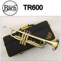Wholesale- Free Shipping Brand New Bach Professional BB Trum...
