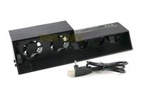 Contrôle de la température Turbo externe du ventilateur de refroidissement du ventilateur de refroidissement USB pour Playstation 4 pour PS4