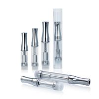 cpA3 510 nano verre épais huile vaporisateur stylo mini e e vaporisateur de cigarette réservoir bourgeon contact cartouche de verre CO2 atomiseur avec pointe en métal