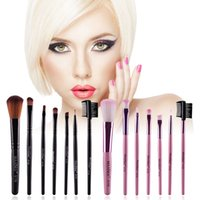 Wholesale- 7pcs kits Makeup Brushes Professional Set Cosmeti...