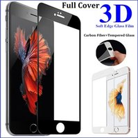 3D Full Cover Tempered Glass Film For Iphone 6S 7 Plus 3D Ca...