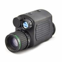 Visionking جودة عالية 1x20 للرؤية الليلية نطاق أحادي عالية الدقة التكتيكية الصيد للرؤية الليلية جهاز غوغل نطاق