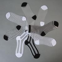 Женщины носки повседневная мода удобные Sheer шелк Весна Осень Лето лодыжки прозрачный кристалл кружева короткие женщины носок Calcetines носки meias CW04