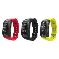 S908 GPS Smart Bracelet IP68 Waterproof SmartbandHeart Rate ...