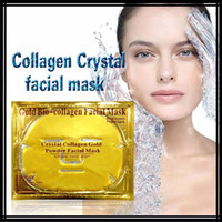 High qulaity 2016 New arrive Gold Bio- Collagen Facial Mask F...