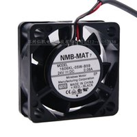 Nowa NMB-MAT 1606KL-05W-B59 4015 0.08A Trzy 40 * 40 * 15mm Wentylator konwertera drutu