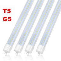 UL FCC T5 LED 튜브 G5 1,163mm 4피트 22W 2400lm 램프 T5 2피트 3피트 주도 튜브 조명 AC 85-265V 조명