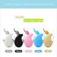 Mini Auriculares inalámbricos S530 V4.1 Auricular Bluetooth Stealth Deportes Auriculares Ear-Hook Auricular con micrófono para iPhone y Adroid Mix Color