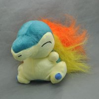 "New EMS 6"" Cyndaquil Poke Doll Anime Collectible Plush ..."