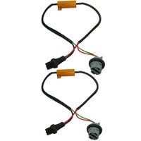 7440/7441/992에 대한 오류 제거기 경고 도매 CANBUS 오류 무료 저항 LED 디코더는 신호 전구 # 5334을 돌려 LED