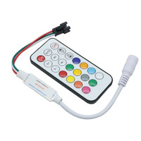 Edison2011 DC5V 12V Led RGB Controller 300 kind of changes W...