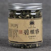 Preferenza 80g Tè verde cinese Yunnan biologico Premium Biluochun in scatola Tè crudo Sanità Nuovo tè primaverile Alimento verde
