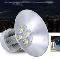 LED Highbay Işıkları 250 W 200 W 150 W 100 W AC85-265V 100LM COB Lambaları Industrail Ampuller Su Geçirmez IP65 Sel Yüksek Bay Shenzhen Çin Toptan