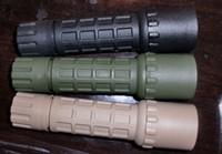 NO LOGO Nitrolon Single Output Extremely XENON 9v 16340 CR123A tactical Flashlight NO LOGO SF G2
