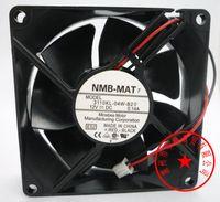 NMB 8025 DC12V 3110KL-04W-B10 Ventilador de enfriamiento 3110KL-04W-B20 3110KL-04W-B30 3110KL-04W-B40 3110KL-04W-B50 3110KL-04W-B60 3110KL-04W-B70