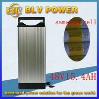 электровелосипедов 48В 15ah литий ионный велосипед для электрический скутер электрический велосипед Для в Samsung 22Р лития разрядки аккумулятора 15А и 2А зарядное устройство