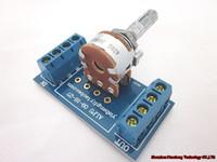 Original ALPS Potentiometer 16Typ 100KA 100KAX2 mit Platine