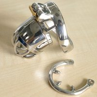 Newest Small Chastity Device Metal Chastity Spikes Stainless...