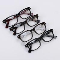 2017 حار بيع! Chrome Gittinany النظارات العلامة التجارية النظارات إطار نظارات الفضة والمجوهرات خمر الرجال والنساء handmaker خلات